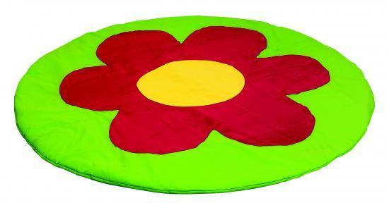 Tappeto rotondo 39 il fiore 39 linea tappeti - Tappeto rotondo rosso ...