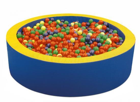 Piscina circolare con 600 palline diam 150cm 30h linea - Piscina palline ikea ...