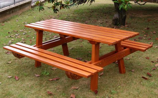 Panchine Da Giardino Fai Da Te : Tavolo e panche da giardino terredelgentile